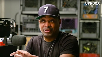 Chuck D Reminisces About Mentoring Tupac And Treach In Their Rap 'Rookie Years'