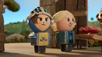 Hulu's 'Crossing Swords' Trailer Gives Off Heavy 'Robot Chicken' Meets 'Game Of Thrones' Vibes