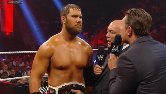 Curtis Axel Is The Latest Superstar Released From WWE