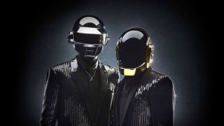 The First New Daft Punk Music Since 2013 Is In The Works