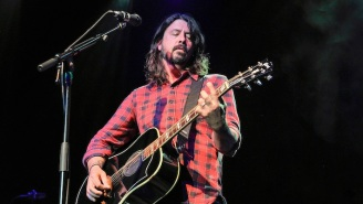 Dave Grohl Himself Has Joined Dua Lipa And Many Others On A Charity Cover Of A Foo Fighters Classic