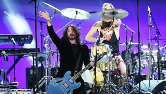 Dave Grohl Knows Who He Wants To Induct Foo Fighters Into The Rock And Roll Hall Of Fame