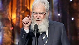 David Letterman Blasts Mike Pence For Not Wearing A Mask At The Mayo Clinic