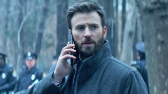 'Defending Jacob' Features A Stellar Cast — Headlined By Chris Evans — In A Familiar Story With Too Few Gripping Twists