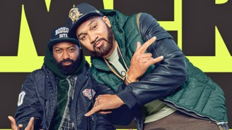 What's On Tonight: 'Desus & Mero' Welcome Tracee Ellis Ross, And Jimmy Fallon Nabs A Pair Of Beastie Boys