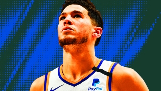 Devin Booker On The Suns, Geeking Out On 'The Last Dance,' And Being The NBA's Best Gamer