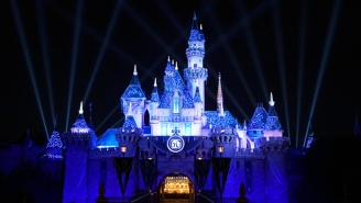The NBA Could Potentially Play Games At Disney World If The Season Resumes