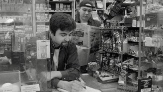 Dogleg Parody The Cult Classic Film 'Clerks' In Their Rambunctious 'Wartortle' Video