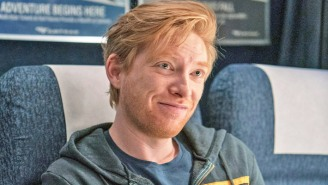 A Lovely Chat With Domhnall Gleeson About His Complicated Role On HBO's 'Run'