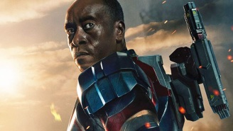 Marvel Only Gave Don Cheadle Two Hours To Decide On His War Machine Role