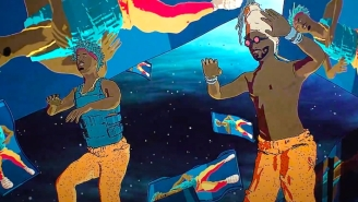 Earthgang Explore 'Mirrorland' With Their Flying Monkey-Filled 'Avenue' Video