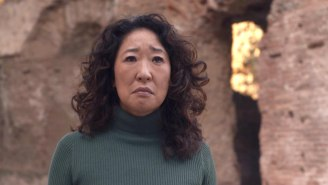 Sandra Oh Has A Theory For How Eve Survived The 'Killing Eve' Season 2 Finale