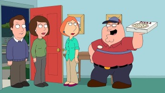 There's A Story Behind The Controversial 'Family Guy' Episode That Has Never Aired In The U.S.