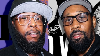 'People's Party With Talib Kweli' Goes Live With The RZA Tomorrow