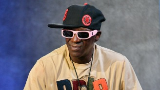Flavor Flav Responds To Chuck D's Comment That He Split With Public Enemy As An April Fool's Joke