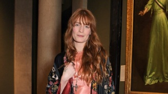 Florence And The Machine Unveil 'Light Of Love' To Benefit Healthcare Workers