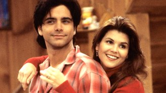 John Stamos Shocked His 'Full House' Co-Stars By Owning An 'Iconic' Prop