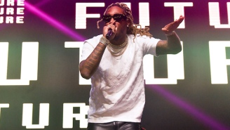 Future Revealed The Title Of His Next Project And Opened Up About Juice WRLD's Death