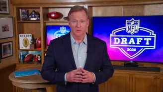 NFL Draft Ratings Predictably Went Up With The Sports World On Pause