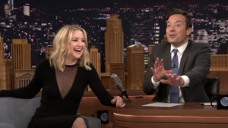 Jimmy Fallon Blew His Chance With 'Almost Famous' Co-Star Kate Hudson, Too