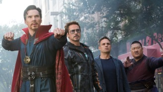 An 'Avengers' Writer Says That One Character Was The 'Whole Reason' He Returned For 'Infinity War'