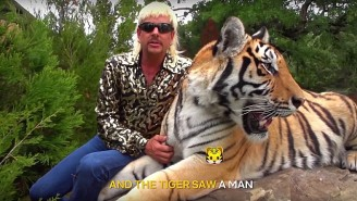 Netflix Released A Sing-A-Long Version Of 'I Saw A Tiger' From 'Tiger King'