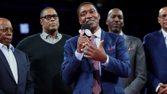 ESPN's Michael Wilbon Apologized To Isiah Thomas For Saying Nine Players Kept Him Off The Dream Team