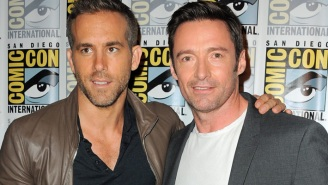 Hugh Jackman Knows The Perfect, Flaming Gift For Ryan Reynolds' Birthday