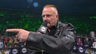 Jake Roberts Says He's Self-Quarantined In An Atlanta Hotel After His AEW Appearance