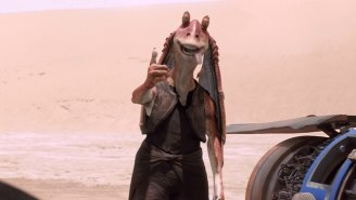 The Actor Who Played Jar Jar Binks Believes 'Star Wars' Has Become Too Adult