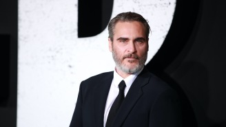 It's Safe To Say Joaquin Phoenix Was Not A Fan Of 'Tiger King'