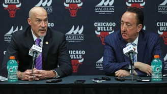 The Bulls Have Reportedly Begun Their Search For A New Top Executive