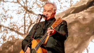 John Prine Is Still 'Very Ill' After Spending Over A Week In Intensive Care, According To His Wife