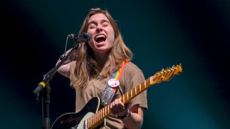 Julien Baker Debuted A Gorgeous New Song Called 'Mercy' During A Livestream Concert