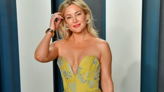 Kate Hudson Was Stunned Silent To Learn That Matthew McConaughey Might Run For Governor Of Texas