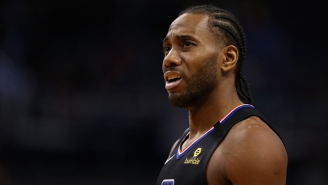 Some Clippers Reportedly 'Bristled' At Kawhi Leonard's Preferential Treatment