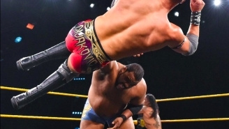 The Best And Worst Of WWE NXT 4/1/20: Sam Hell