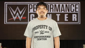 Kendo Kashin Discussed His Struggles After Being Let Go By WWE And Why He Thinks He Was Cut