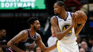 No. 1 Seed Kevin Durant Got Upset By Derrick Jones Jr. On The First Night Of The NBA 2K Tournament