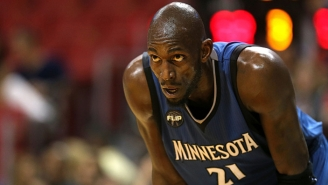 Kevin Garnett Called Out Glen Taylor While Saying He Won't Be Part Of Any New Wolves Ownership Group