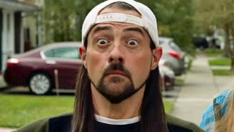 Kevin Smith Has A Very Strange Update For The Movie He'll Make After All This Is Over