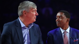 Bill Laimbeer Thinks The Bulls Are 'Whiners' And Should 'Move On' From The Pistons Walk-Off
