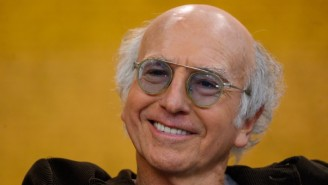 Larry David Found 'Tiger King' So Disturbing He Couldn't Watch It