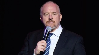 Louis C.K. Reportedly Got A Pretty Brutal Heckle During His Surprise Set At Dave Chappelle's Comedy Series