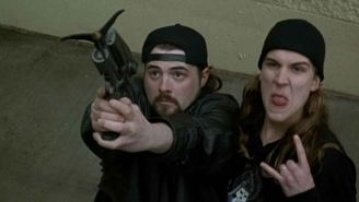 Kevin Smith Finished Writing His Sequel To 'Mallrats' While Under Quarantine
