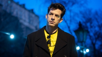Mark Ronson Announces His Love Lockdown 'Video Mixtape' Streaming This Week