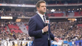 Todd McShay Won't Be On ESPN's NFL Draft Coverage As He Recovers From The Coronavirus