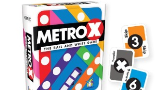 Get Your Fix Of Public Transportation From Home With The Addicting 'Metro X'