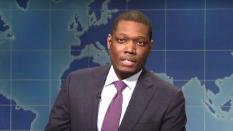 'SNL's Michael Che Is Honoring His Late Grandmother By Covering A Month's Rent For Her Housing Complex