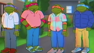 'SNL' Did A Sad And Dark Sketch About The Teenage Mutant Ninja Turtles In Middle Age